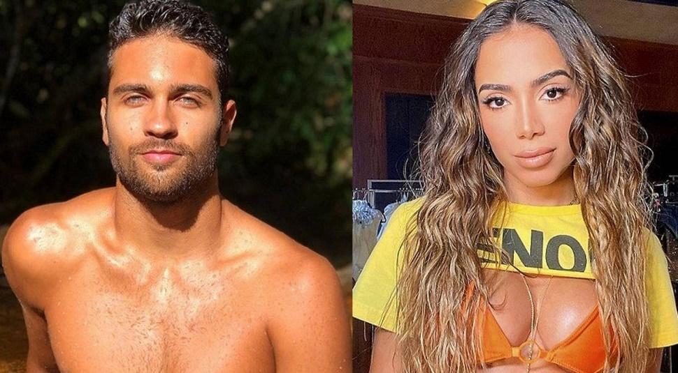 Anitta troca mensagens com atleta do vôlei de praia brasileiro após elogiar beleza do jogador: 'não brinca com meu coração' - paraiba.com.br