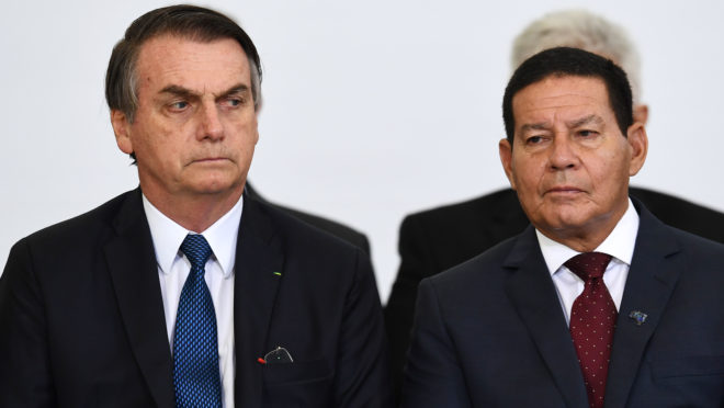 TSE pede que Supremo compartilhe dados para inquérito sobre chapa Bolsonaro- Mourão - paraiba.com.br