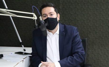 Felipe Leitão - (Foto: Sistema Arapuan de Comunicação)