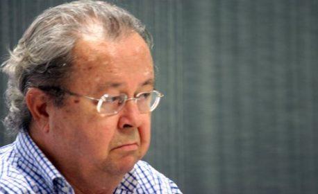 Ex-ministro da Cultura Francisco Weffort