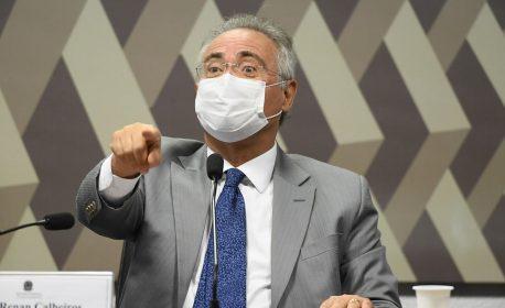 Renan Calheiros - (Foto: Edilson Rodrigues/Agência Senado)
