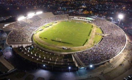 Estádio Almeidão - (Foto: Divulgação)