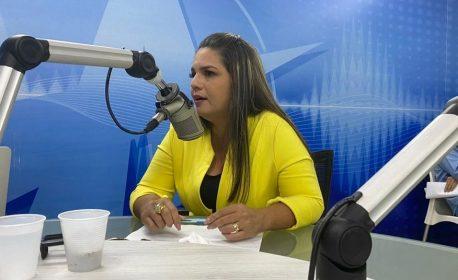 Karla Pimentel - (Foto: Sistema Arapuan de Comunicação)
